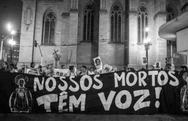 Obra é construída a partir do depoimento das mães e familiares vítimas da violência na Baixada Fluminense, no Rio de Janeiro - Foto: Divulgação