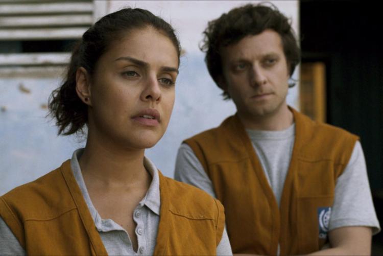 Paloma Bernardi interpreta Lúcia, em O Escolhido - Foto: Divulgação   Netflix