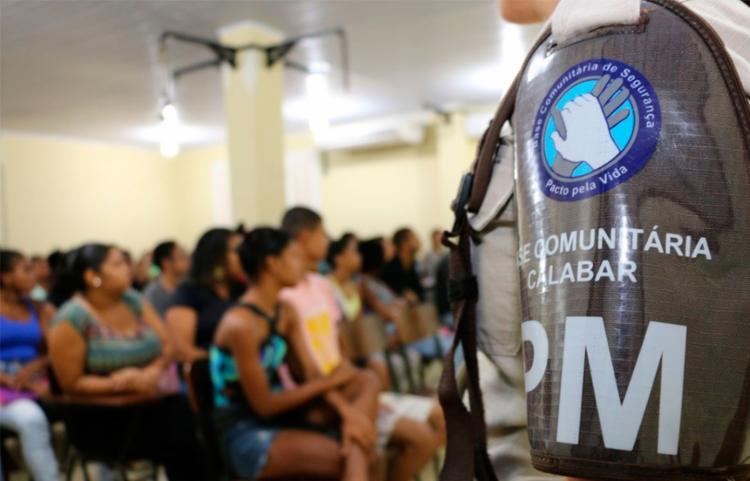 Para participar, os interessados devem ter idade a partir de 16 anos e se dirigir até até a BCS-Calabar durante o período de inscrição - Foto: Alberto Maraux | SSP