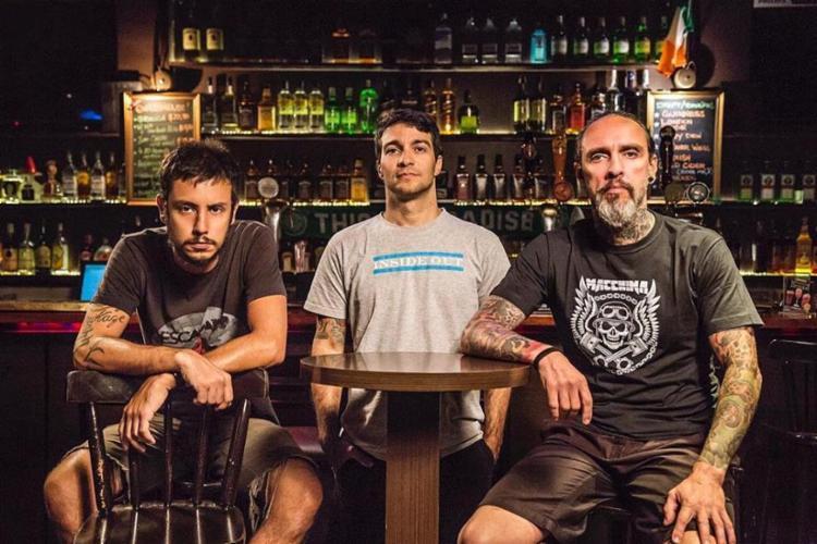 Ponto Cego é o oitavo álbum da banda capixaba - Foto: Marcelo Marafante I Divulgação