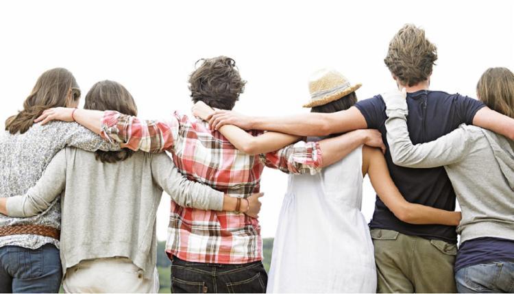 Grandes amizades foram moldadas a partir de diferentes histórias - Foto: Reprodução
