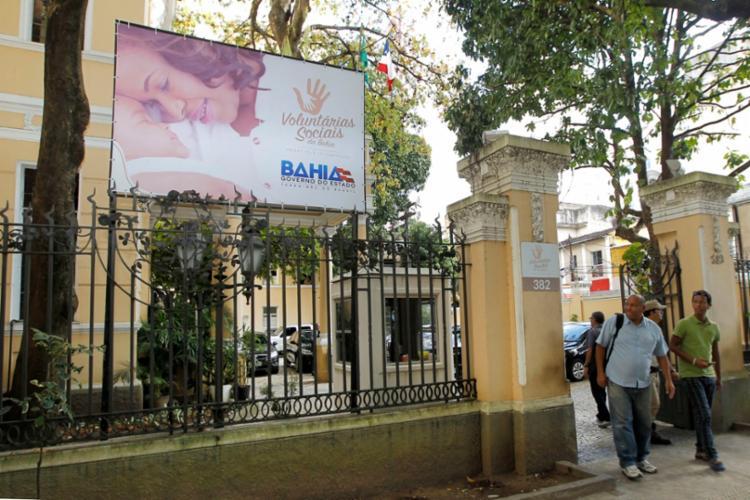 Produtos podem ser levados para sede da instituição - Foto: Foto: Raul Golinelli I GOV BA