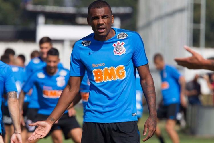 O atleta é o quarto reforço anunciado pelo Tricolor para a sequência da temporada - Foto: Daniel Augusto/Agência Corinthians