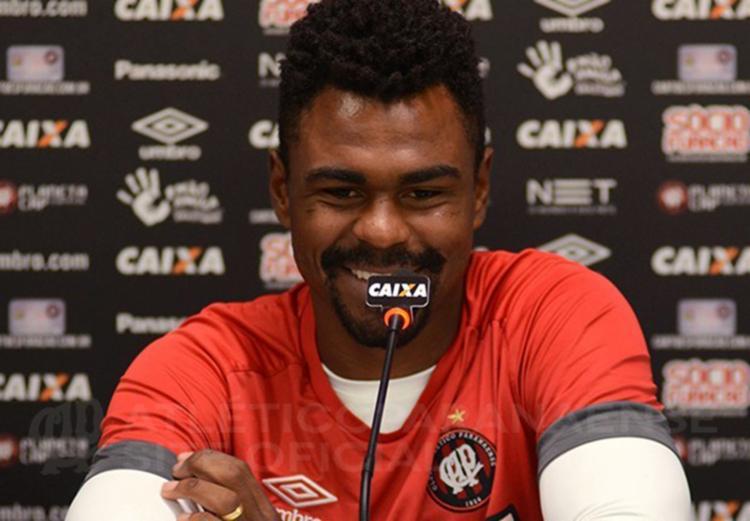 Wanderson tem 28 anos e pertencia ao Athletico-PR - Foto: Divulgação | CAP