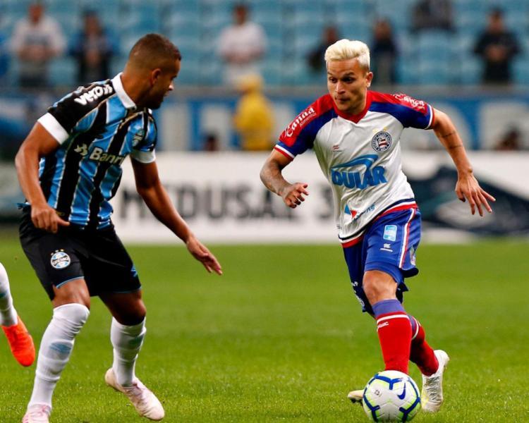 Assim como em 2012, Bahia e Grêmio disputam vaga à semifinal da Copa do Brasil - Foto: Felipe Oliveira | EC Bahia