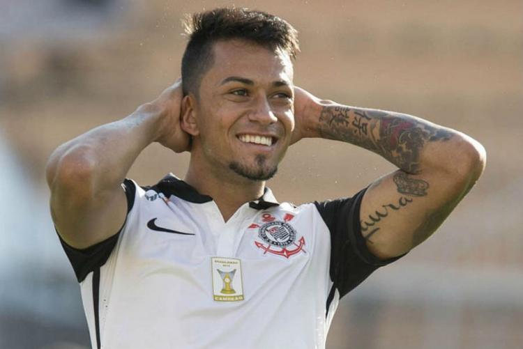 Atacante pertence ao Corinthians e chega por empréstimo ao Tricolor até julho de 2020 - Foto: Reprodução | Ag. Corinthians