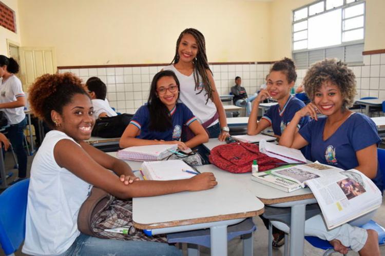 Dados obtidos pelo projeto permitem que professores e gestores avaliem adotar outros métodos de ensino - Foto: Claudionor Jr. | Ascom SEC