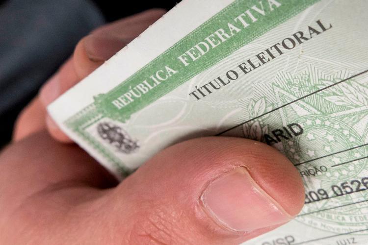 Falta de regularização do título acarreta uma série de restrições legais ao eleitor - Foto: Rafael Neddermeyer | Fotos Públicas