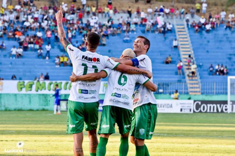 Com o cancelamento do torneio, o Bode disputará a 4ª Divisão do Brasileirão em 2020 - Foto: Luciana Flores   ECCP Vitória da Conquista
