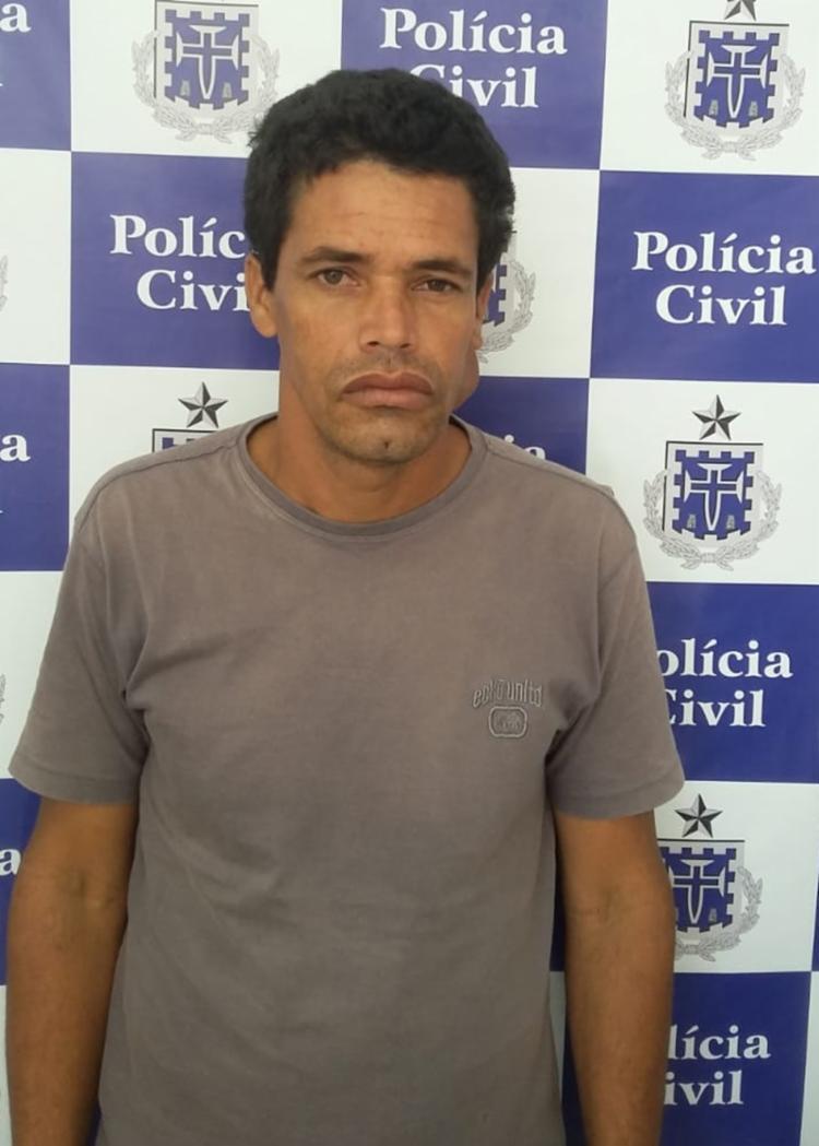 Adriano foi detido e está a disposição da justiça - Foto: Divulgação | Polícia Cvil