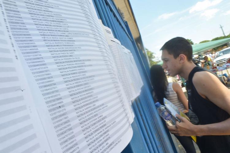 Nesta edição, foram ofertadas 46,6 mil vagas a juro zero - Foto: Marcello Casal l Agência Brasil l Arquivo