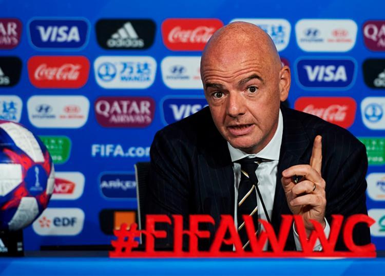Copa do Mundo Feminina com 32 seleções é uma das propostas da Fifa - Foto: Divulgação | FIFA