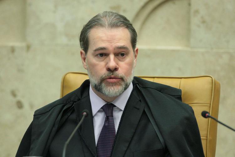A reação à medida tomada por Toffoli foi imediata no Ministério Público Federal - Foto: Carlos Moura | SCO | STF