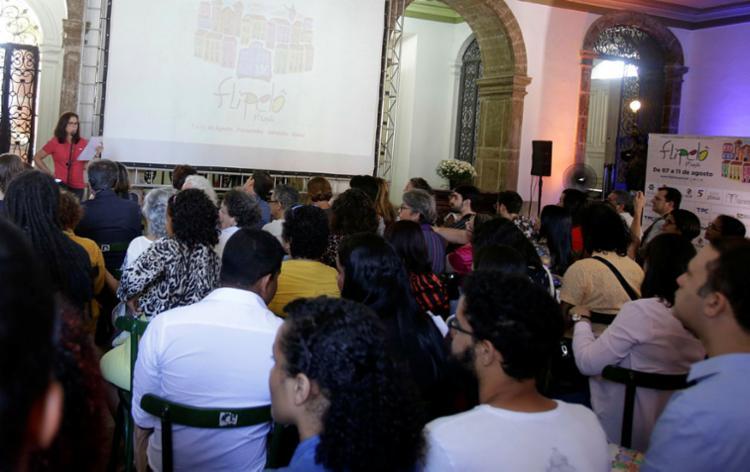 Nos cinco dias do evento são esperadas cerca de 80 mil pessoas - Foto: Joá Souza I Ag. A TARDE
