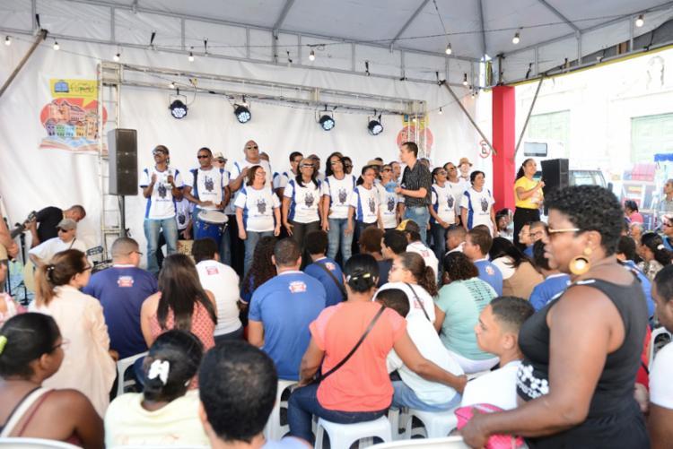 Evento terá mais de 100 atividades gratuitas - Foto: Ricardo Prado I Divulgação