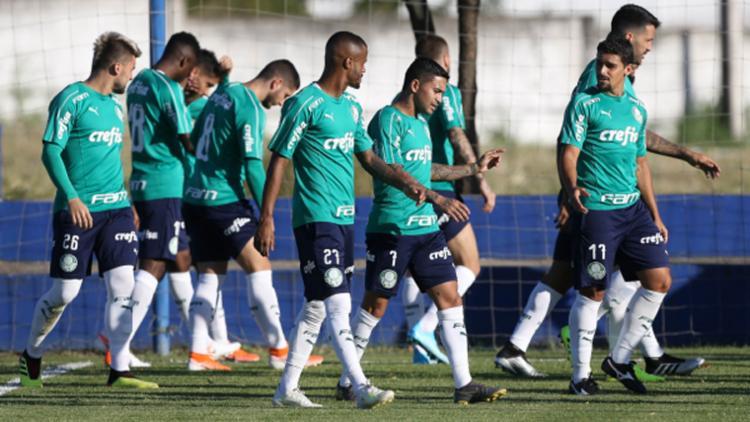 Ainda não há previsão de quando e como será o deslocamento para Mendoza - Foto: Divulgação   Palmeiras