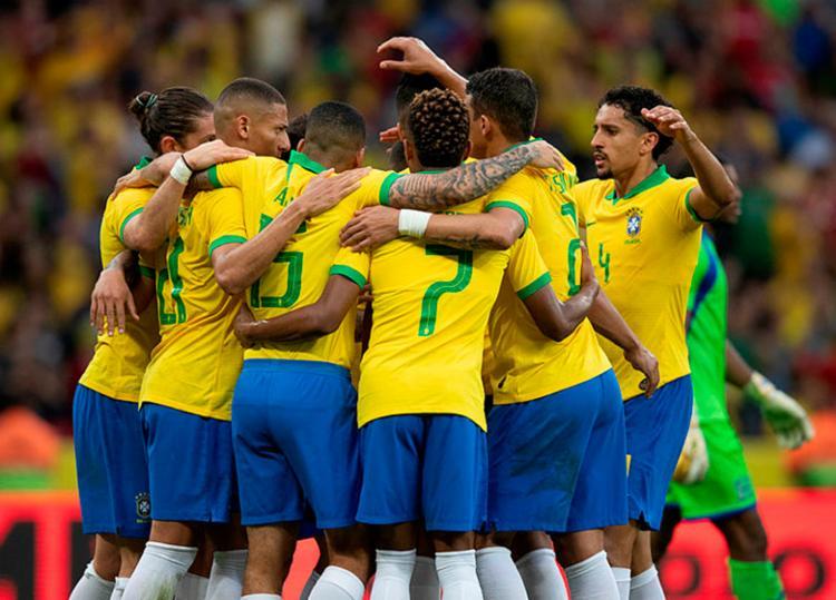 Equipe de Tite pode atingir marca após partida contra Argentina nesta terça-feira - Foto: Lucas Figueiredo | CBF