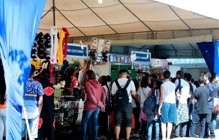 A expectativa é que cinco mil pessoas visitem as atrações do evento - Foto: Paula Fróes | GOVBA