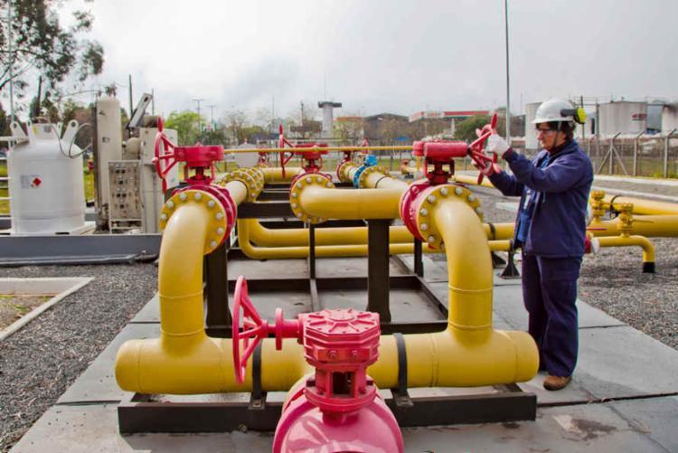 Serão estabelecidas normas que visam a ampliação do uso do gás como produto energético e matéria prima - Foto: Arquivo | ANPr
