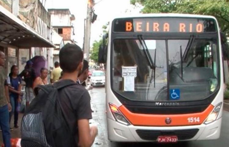 Segundo o Sindicato dos Rodoviários de Itabuna, a paralisação será por tempo indeterminado - Foto: Reprodução | Blog Pimenta na Muqueca
