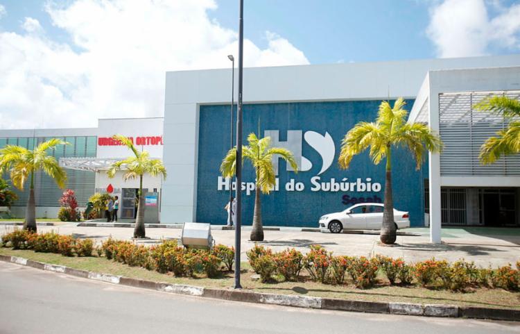 Uma das vítimas foi encaminhada para o Hospital do Subúrbio, mas não resistiu - Foto: Joá Souza | Ag. A TARDE