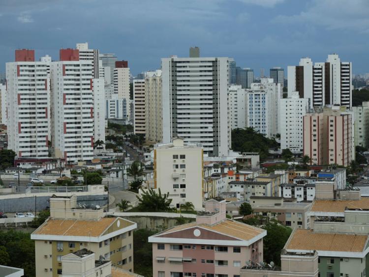 Crédito é oferecido para a compra de imóveis novos e usados - Foto: Xando Pereira | Ag. A TARDE