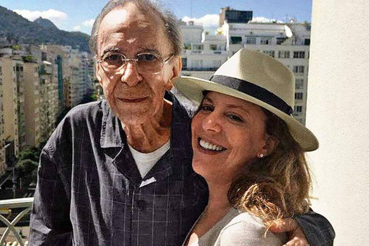 Em 2017, Bebel Gilberto pediu a interdição do pai na Justiça - Foto: Reprodução