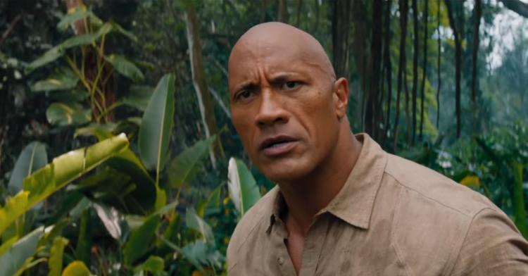 Longa estrelado Dwayne Johnson chega aos cinemas brasileiros em janeiro de 2020 - Foto: Divulgação