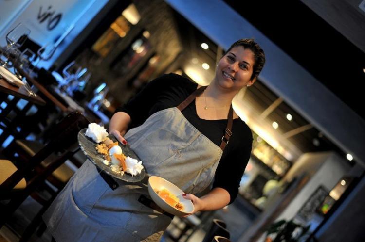As sobremesas criadas por Lisiane são cheias de memórias de infância - Foto: Felipe Iruatã / Ag. A Tarde