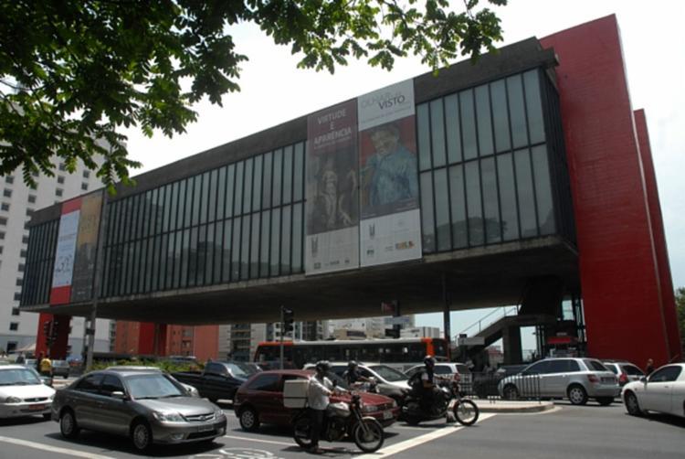 Masp é um dos maiores museus do mundo - Foto: Agência Brasil l Arquivo