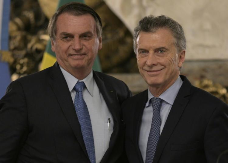 Brasil e Argentina querem conversar com os Estados Unidos sobre a formação de livre comércio - Foto: Juan Mabromata I AFP
