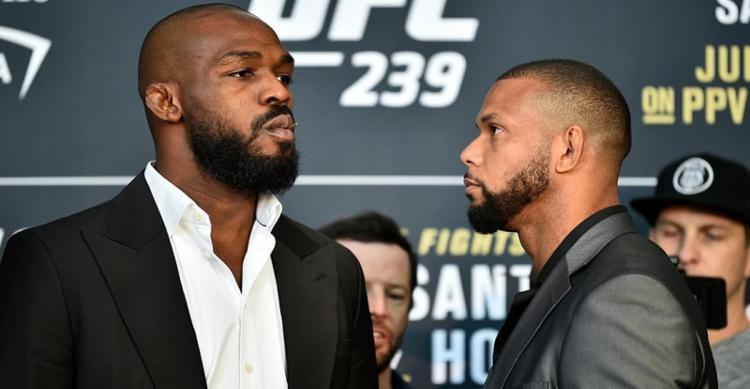 Apesar do favoritismo do norte-americano, o brasileiro sabe que é a chance de sua vida - Foto: Reprodução   UFC