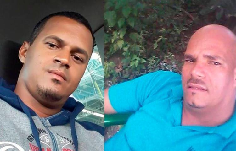 Vítimas desapareceram após saírem de carro, que foi encontrado incendiado na terça-feira passada - Foto: Reprodução | Aragão Notícias