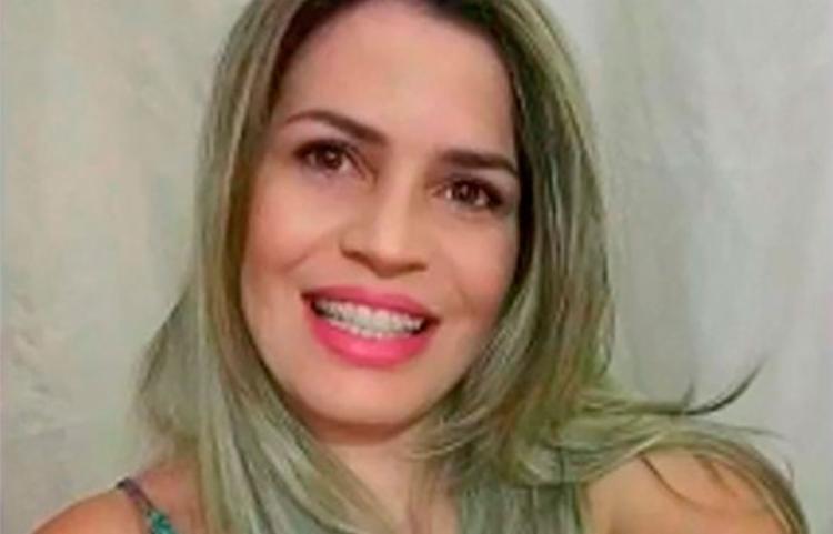 A enfermeira Rosângela Gomes Costa, 35. foi morta a facadas em 20 de abril de 2017 - Foto: Reprodução | Se Liga Alagoinhas