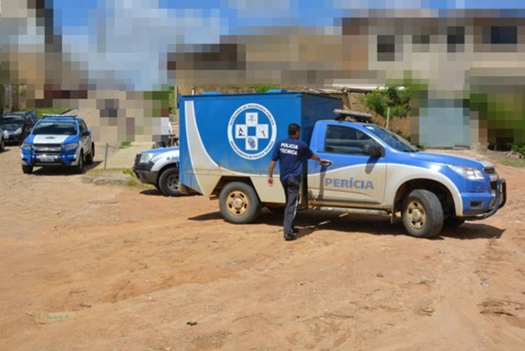 Corpo foi localizado no Parque Comveima I, loteamento do bairro Patagônia - Foto: Divulgação   Blog do Anderson