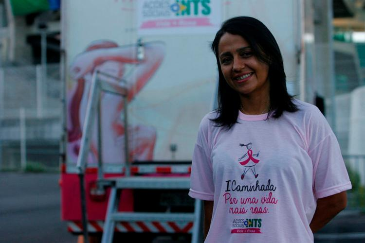 Programa Saúde sem Fronteiras, estará atendendo mulheres de 50 a 69 anos nesta quinta-feira, no município de Conceição da Feira - Foto: Luciano Carcará | Ag. A Tarde