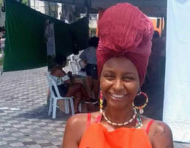 Daiane Lima, do Rosas do Dendê, é uma das participantes do evento - Foto: Arquivo pessoal