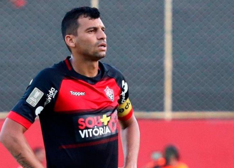 De acordo com o clube, a rescisão foi de comum acordo e amigável - Foto: Divulgação | EC Vitória