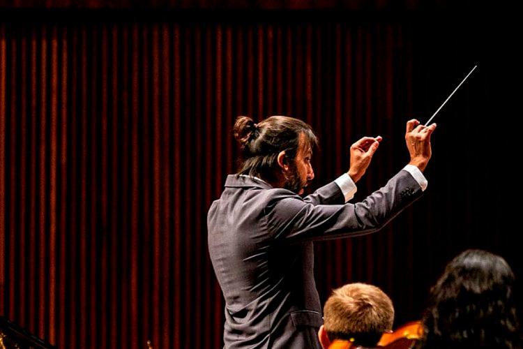 Apresentação foi marcada pela mistura diversidade de ritmos e instrumentos do BaianaSystem e da música de concertos da Osba - Foto: Fernando Gomes | Divulgação