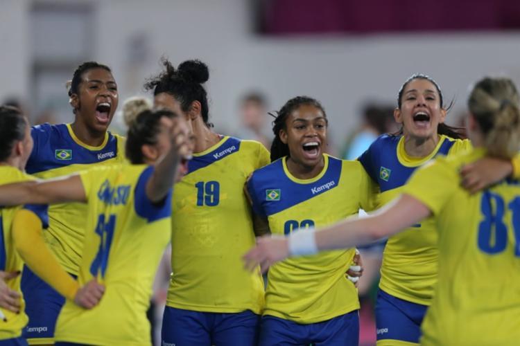Seleção conquistou o seu sexto título consecutivo nos Jogos Pan-Americanos - Foto: Abelardo Mendes Jr. I Rede do Esporte