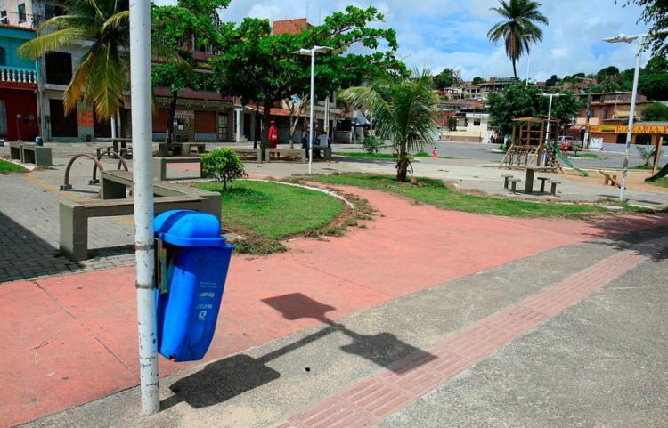 Programa reformará 127 casas no bairro - Foto: Luciano da Matta | Ag. A Tarde