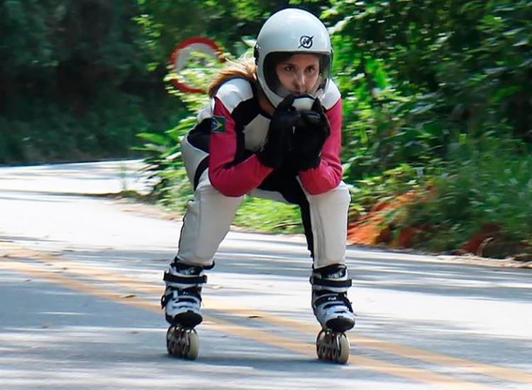 'É um marco histórico para a patinação', diz atleta - Foto: Divulgação