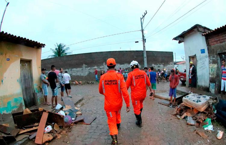 Mais de 14 mil foram afetados com casas alagadas ou perda de móveis e eletrodomésticos - Foto: Manu Dias   GOVBA