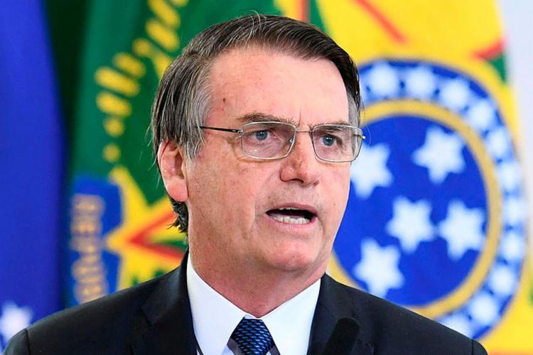 Presidente parabenizou Onyx por ação com relação à Previdência - Foto: EVARISTO SA | AFP
