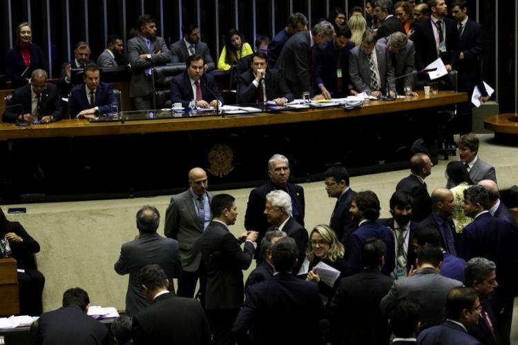 A previsão é que haja votação para quebra de interstício - Foto: Fabio Rodrigues Pozzebom | Agência Brasil