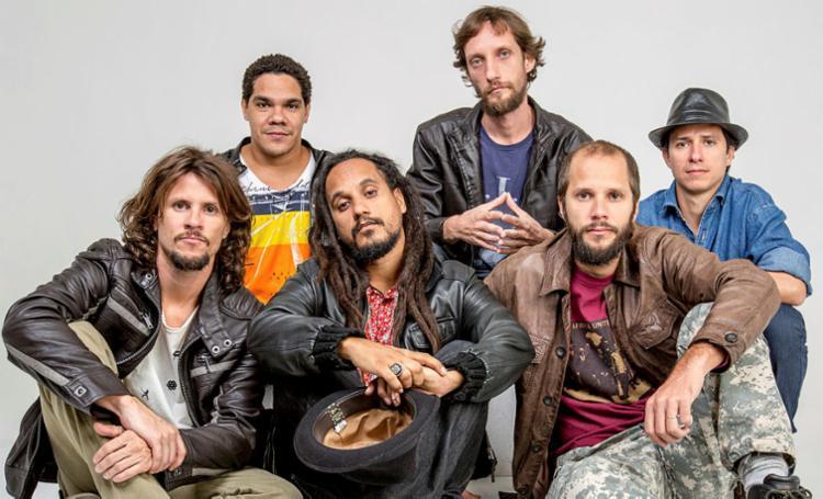 Banda escolheu Salvador para estrear nova turnê - Foto: Divulgação I João Paulo Racy