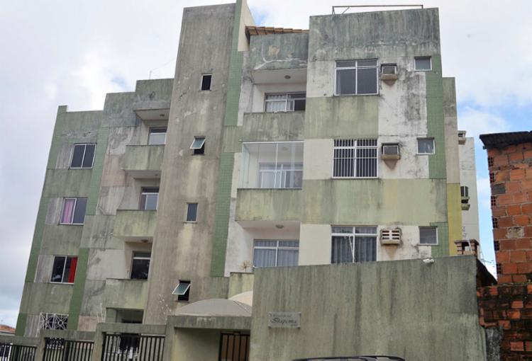 Chuva e salitre são ações que interferem na fachada - Foto: Shirley Stolze I Ag. A Tarde