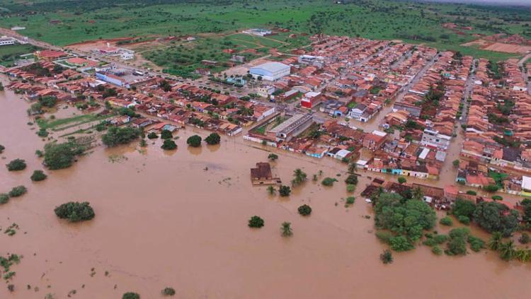 Prefeito de cidade vizinha comunicou que escolas do município estão disponíveis para acolher a população - Foto: ASCOM CORONEL JOÃO SÁ / DIVULGAÇÃO