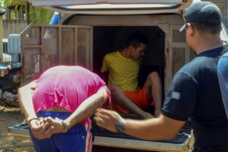Líderes começaram a ser transferidos para cadeias locais e federais - Foto: Bruno Santos I AFP