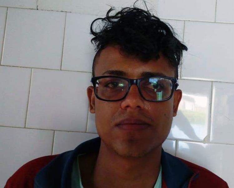 O suspeito será encaminhado à audiência de custódia - Foto: Divulgação | Polícia Civil